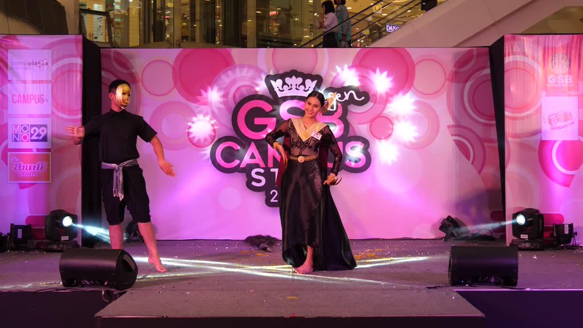 G10 นางสาว สุริยะพร ล้านคำ (น้ำทิพย์) นาฎมวยไทย